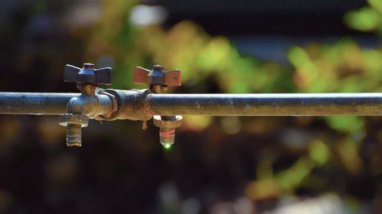 garden Water Distribution